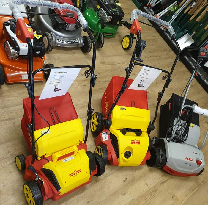 Garden Care Machinery