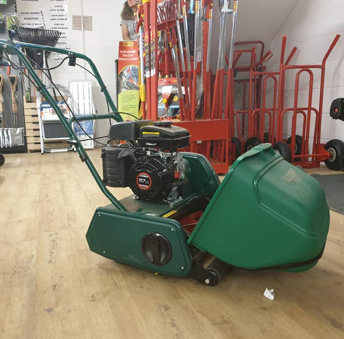 Specialist Wrights Mowers